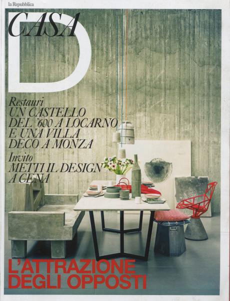 D  Casa magazine La Repubblica